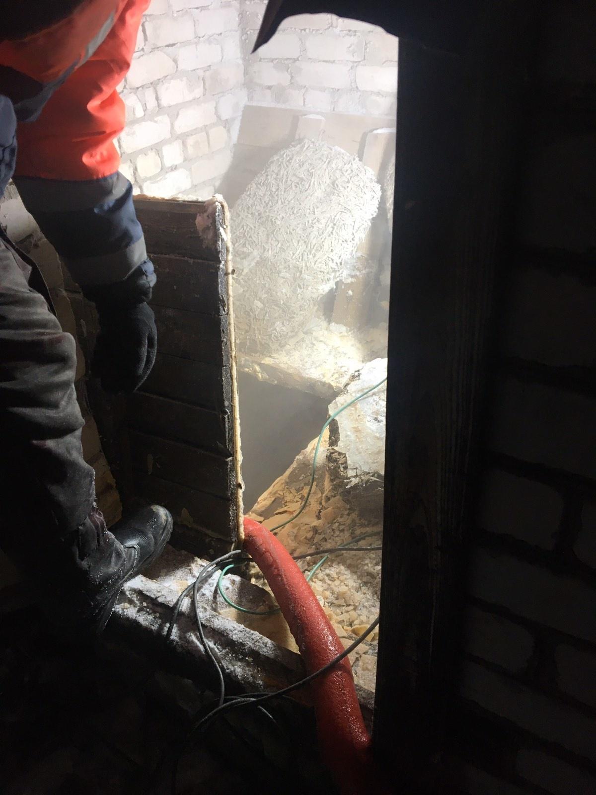 Нарушение холодного водоснабжения в г. Луза