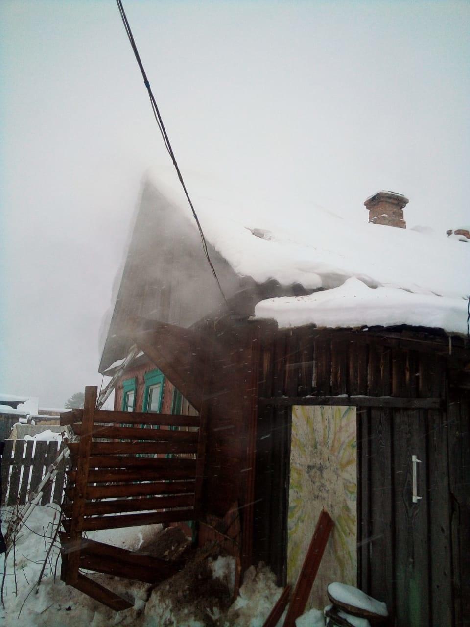 Пожарно-спасательные подразделения ликвидировали пожар в Уржумском районе